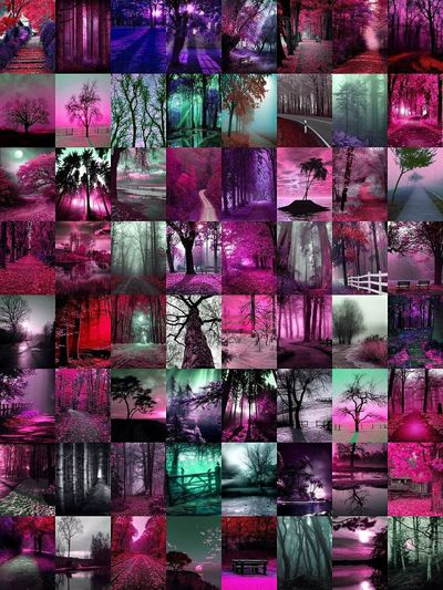 Everything In Its Place Pink Trees Pink Check This Out Enjoying Life Modern Art Beautiful Relaxing Magical Love ♥ Today ♥ Taking Photos Today :)