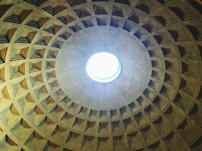 Check This Out Hello World Enjoying Life Rome Roma Rom Pantheon EyeEm Genießen Amazing Architecture Old Architecture Antique Historical Building Showcase July Taking Photos Roof IPhoneography IPhone Iphoneonly