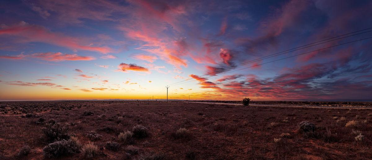 Beauty In Nature Dawn Dramatic Sky Horizon Landscape Non-urban Scene Scenics - Nature Sky Tranquil Scene