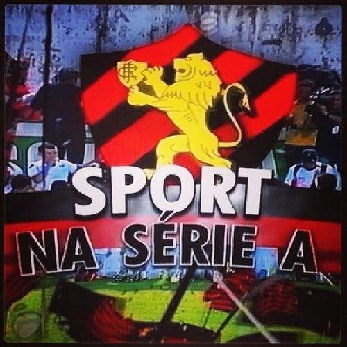 EuJaSabia o Sport voltou! E o futebol de PE volta à normalidade. O Leão na primeira e os demais na segunda. SportSerieA Sport Sportrecife