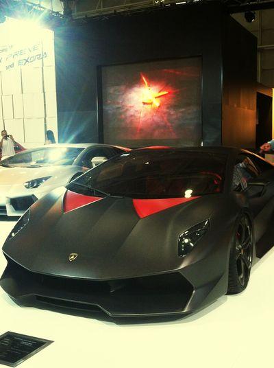 Phat Lamborghini Matteblack