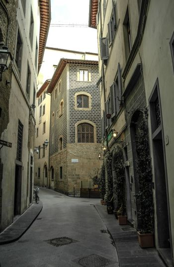 Florence - March 2015 Bricks Europe Italy Florence Architecture Building Exterior Built Structure Street The Way Forward City Day No People Outdoors Road Sky