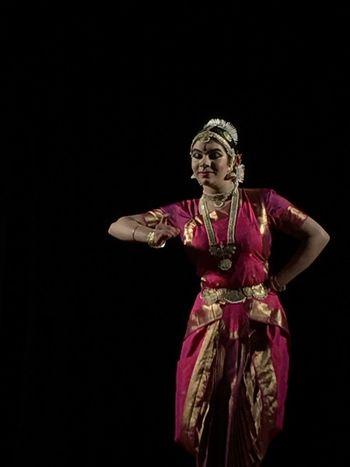 Showcase July Bharata Natyam Performance Show Indian Folk Dance