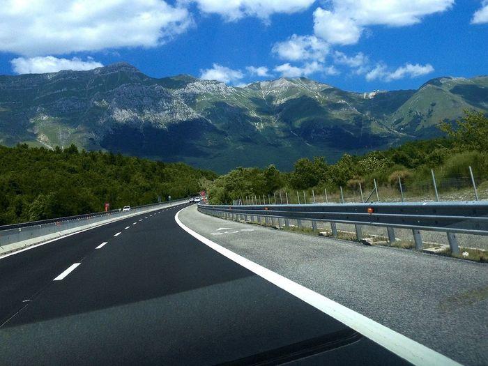 Bella Italia Mountains Nice Day