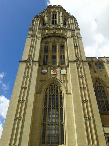 Tower Willsmemorial Bristol, England University United Kingdom Europe