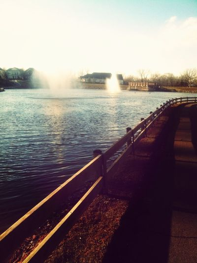 By The Lake<3