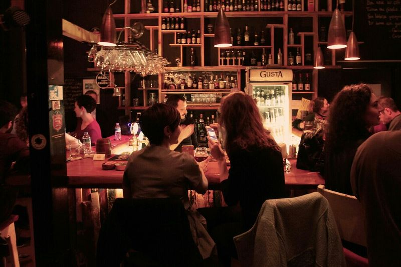 Ordinary routine.. The Places I've Been Today Barba Istanbul Night Life Enjoying Life Pub People Eye4photography