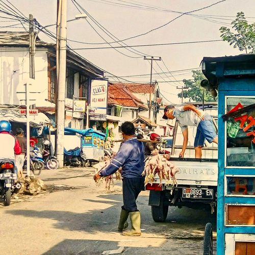 Tarikkkk Maanggggg Business Traditional Market Humaninterest Morning Streetphotography