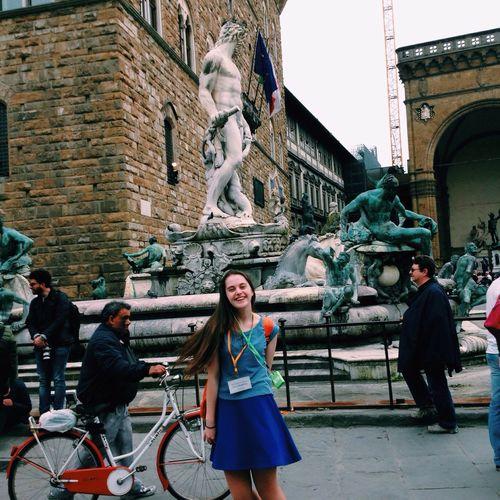 The Traveler - 2015 EyeEm Awards Firenze