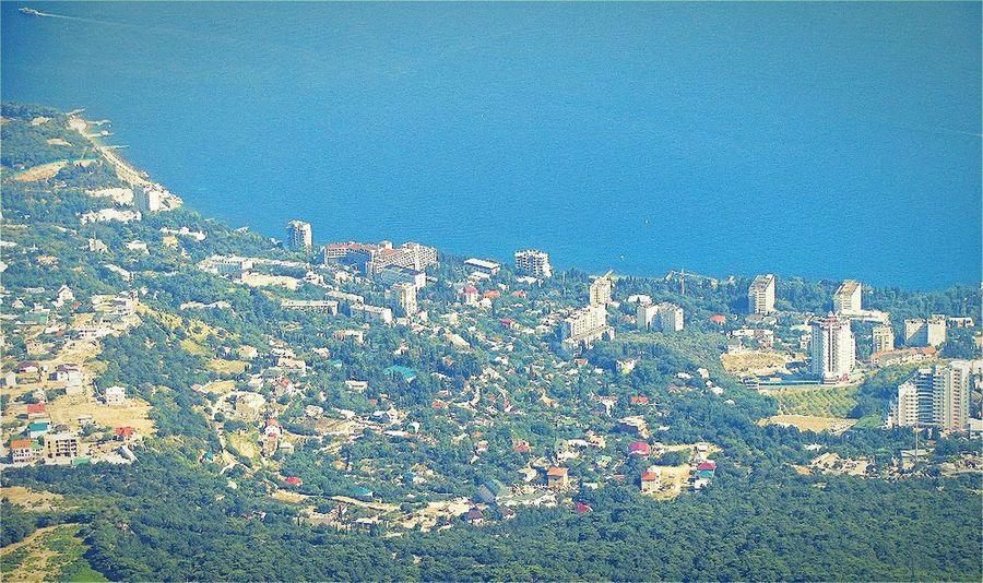 Relaxing Black Sea Nature City