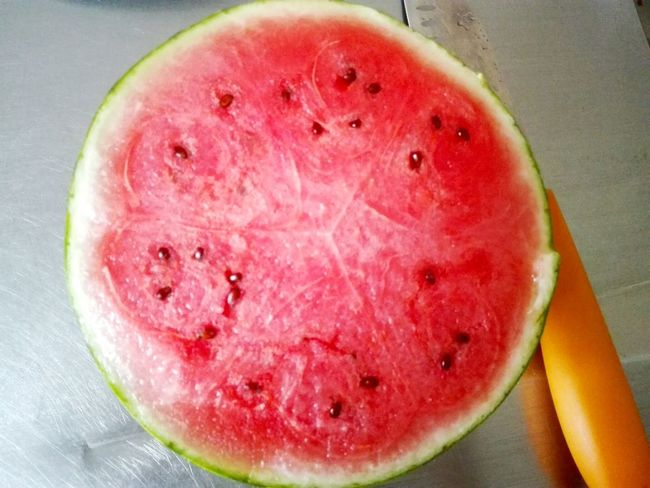 Fruit Healthy Eating Freshness Food And Drink SLICE Close-up No People Indoors  Day Sandia 🍉