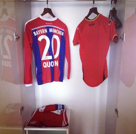 FC Bayern Rode Duivels