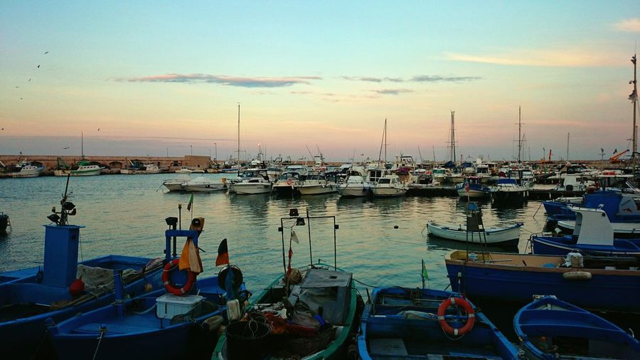 EyeEm Italy EyeEm Gallery Nature_collection Eyeemsea Relaxing Nature Boats Puglia Spring Ita_details Getting Inspired