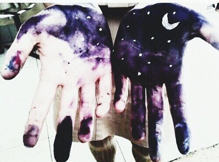 Hands 🙈