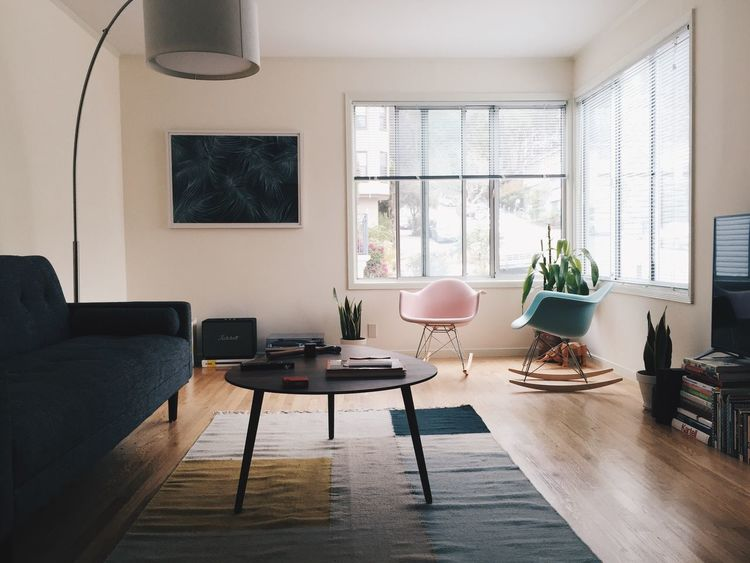 My Favorite Place Indoors  Table Chair Window Interior Young Adult eames Eames San Francisco