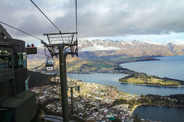 Nice view of Queenstown New Zealand Queenstown Queenstown Nz Queenstown Newzealand Queenstown Cable Car Cable Car New Zealand South Island South Island New Zealand Water Cloud - Sky Sky Beauty In Nature Nature Architecture Scenics - Nature Building Exterior Built Structure No People Day Mountain Tranquil Scene City Outdoors Connection Tranquility Transportation Cable