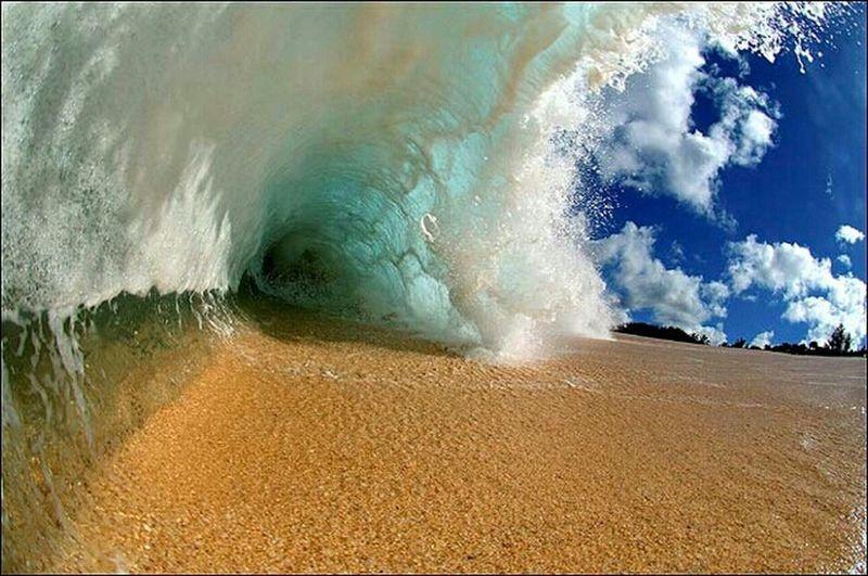 Beach Plus Wave Barrel