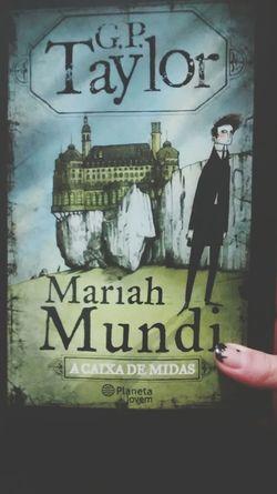 Book Muriah Mundi A Caixa De Midas G.P. Taylor