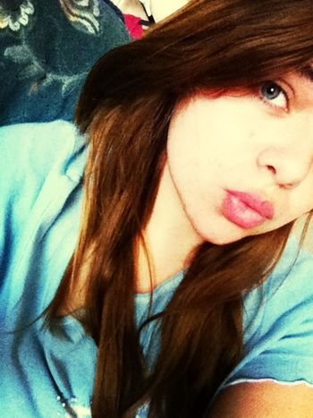 Pout:* That's Me Taking Photos BORED!