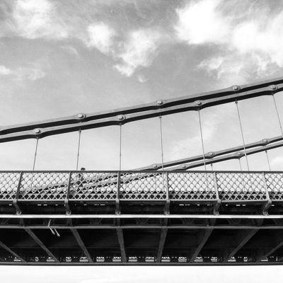 Hammersmith Bridge London Bridge EyeEm Architecture_bw