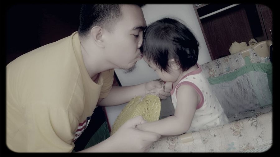 a father's love. ♥
