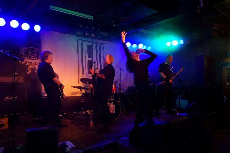 Dead End, Death Metal, Live Music, Alternative Scene, Soos Plock First Eyeem Photo