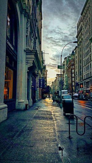 Soho Broadway Houston NYC