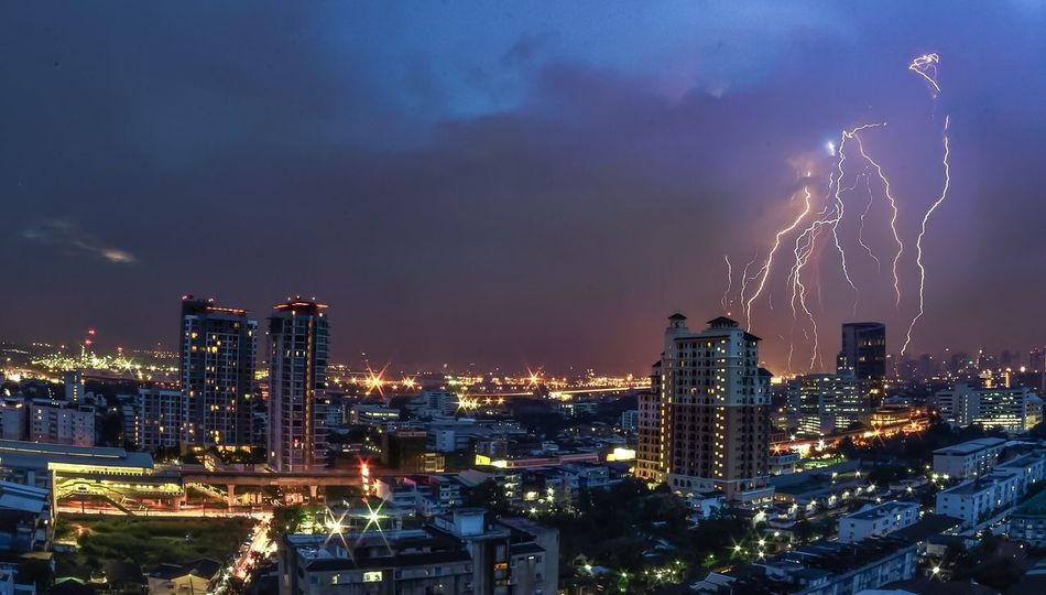 Rainy season in Bangkok Thailand. #thaitraveling City Architecture Cityscape Urban Skyline Lightning Storm Lightning Thunderstorm #beautiful_bangkok #krungthep #fotografdukkanim #splendid_urban #ig_bangkok #wow_thailand #ig_thailandia #igersthailand #loves_asia #loves_thailand #travee #loves_siam #thailandinsider #thailand_allshots #pict_lovers #thailand_ig #w_asia #loves_indochina #worldmastershotz #best_photogram #webangkok #myCity_life #walkwaywhy #ig_premiereshots #loves_cultures #xtra_shotz #tv_panorama #superb_shots