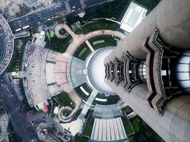 Taking Photos Geometric Shapes View Architecture EyeEm Best Shots EyeEm Best Edits IPhoneography Cityscapes Aerial Shot EyeEm Shanghai