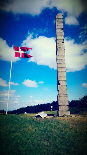 Enjoying The Sun Walking Around Escaping Relaxing Camping Denmark