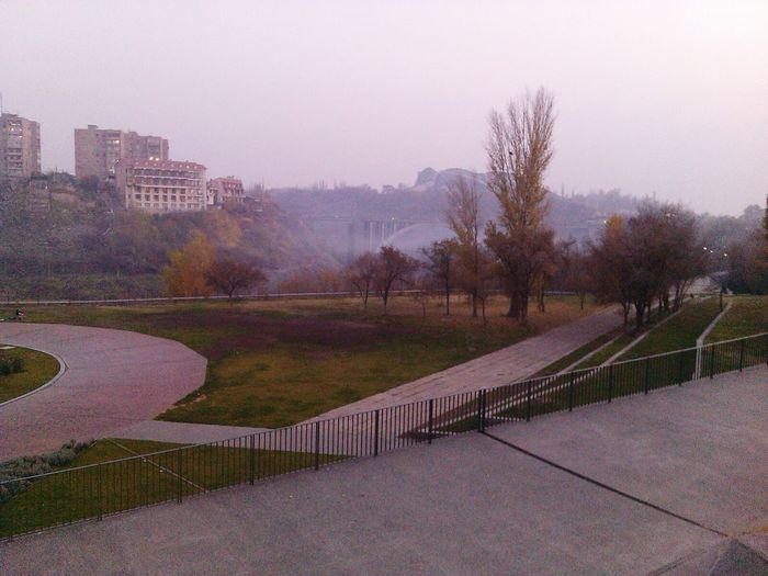 Hamalir Complex ARMENIA👍💟Yerevan Memory Of Autumn unforgettable Taking Photos ♥ It's Cold Outside