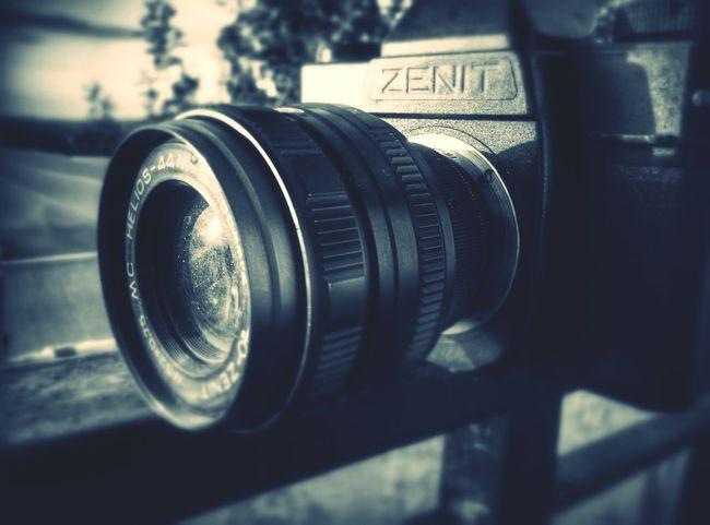 Taking Photos Photographer My Zenith