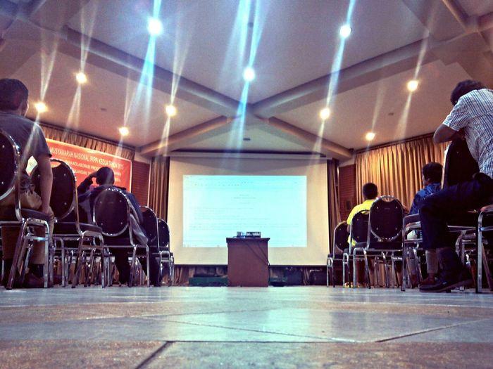 Meetingroom Meeting In Progress