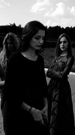 Girls Model Goth Black And White Black & White Monochrome Fashion Fashion Photography Eye4photography  EyeEm Best Edits