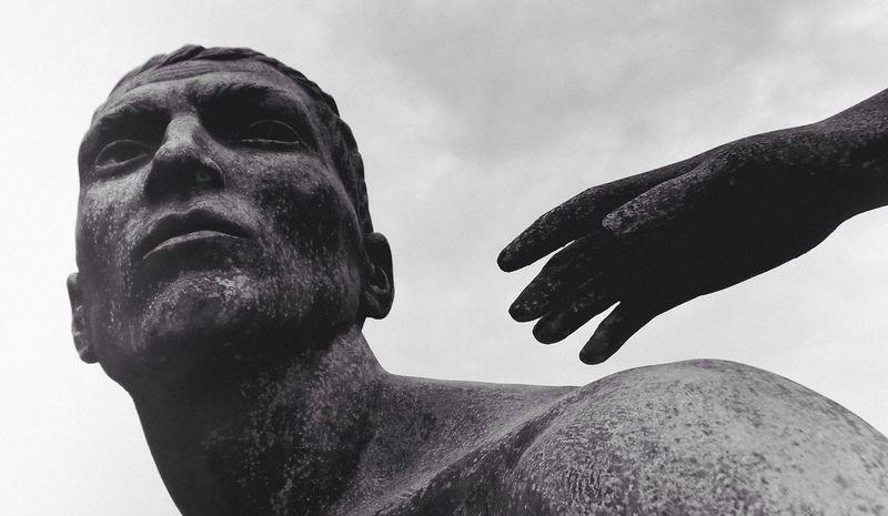 Blackandwhite EyeEm Best Shots Sculpture Cemetery