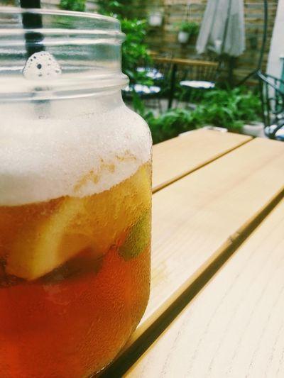Earl Grey Tea Summer Hot Weather Cool Drinks