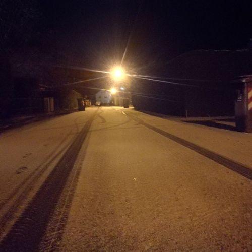 Illuminated Snow Winter Cold Temperature Sky EyeEmNewHere Capture Tomorrow