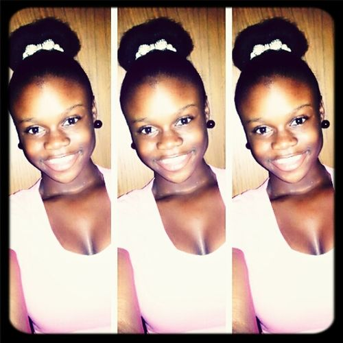' my cutee self !