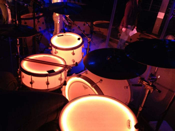 Love playing this kit for the New Years party. It was awesome.