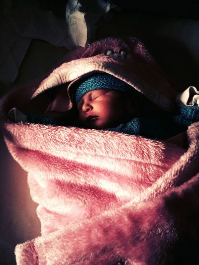 Another Pure Soul Comes To The World . Infant