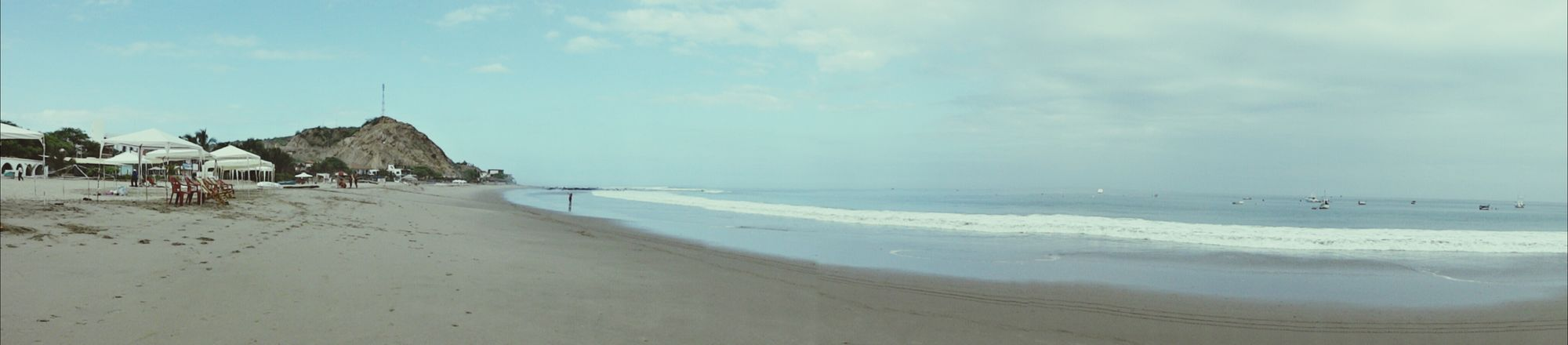 Playa Punta Sal Hello World Beach Piura