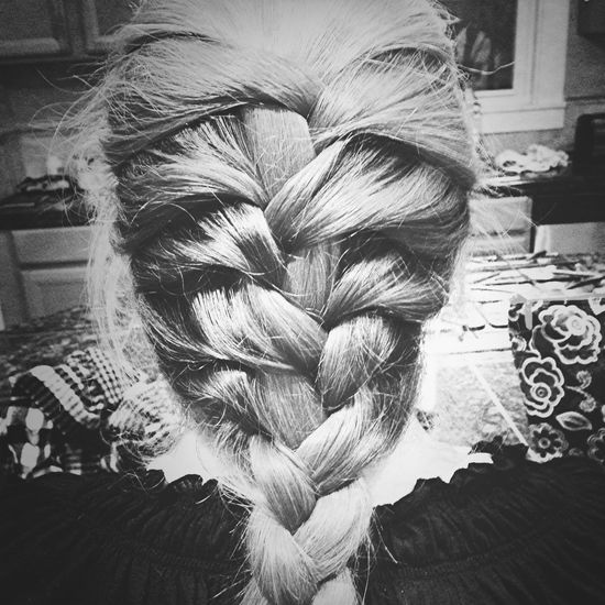 My Hair Today