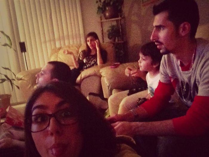 Family Fifa Time!