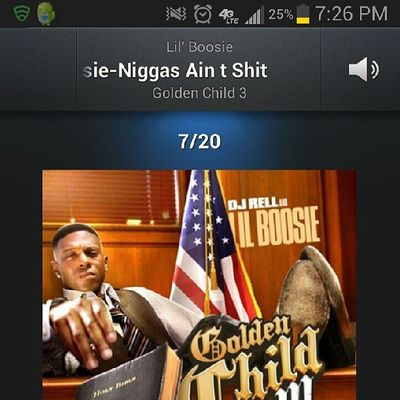 This my shit too. Yall nigga dont kno nothin bout this Boosie shit.. Freeboosie