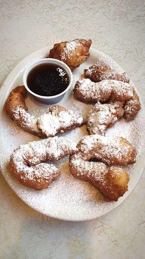 Food Porn Awards EyeEm Delicious Beignet Sugar Food Foodporn Yummy Dessert Amazing