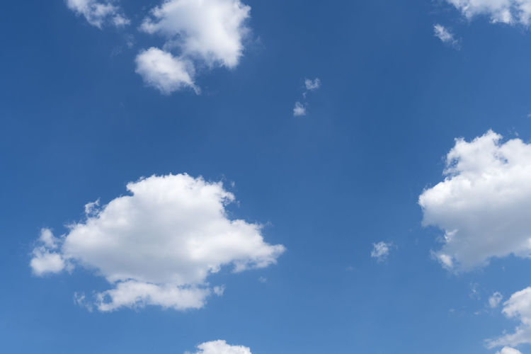 Clouds in the