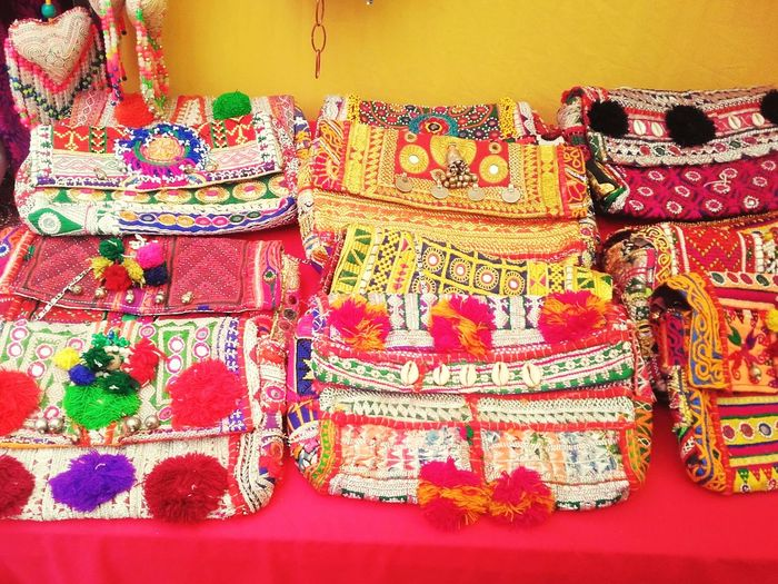 Colors Handcrafted Bags Ibiza HippieMarket Colour Of Life