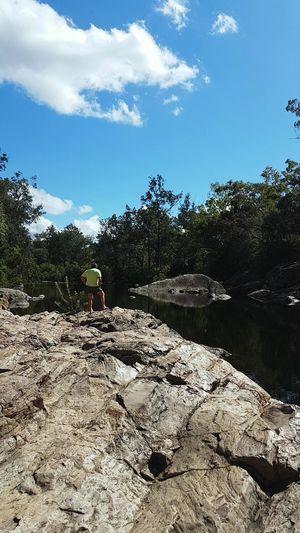 Outdoors Adventure Nature DayAustralian Samsung Galaxy S7 Beauty In Nature Australian Life Alligator Creek Townsville Townsville Australia