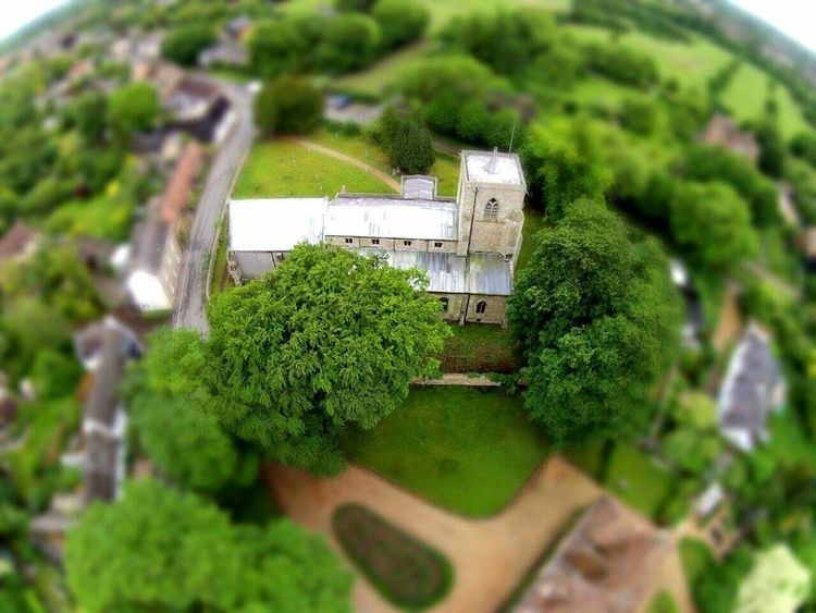 Tree Architecture Built Structure Growth Building Exterior Plant Green Color Green Day Nature Lawn Greenery Tranquility Freshness No People Lush Foliage Tranquil Scene Scenics Formal Garden Miniture Photogrpahy Dronephotography Aerial Photography Tilt Shift