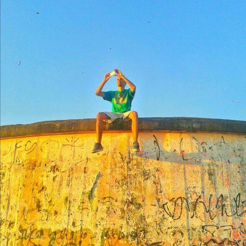 Fotografando o fotografo. @abnermarceloalves Goiânia HDR Galaxyonly Intagrambrasil